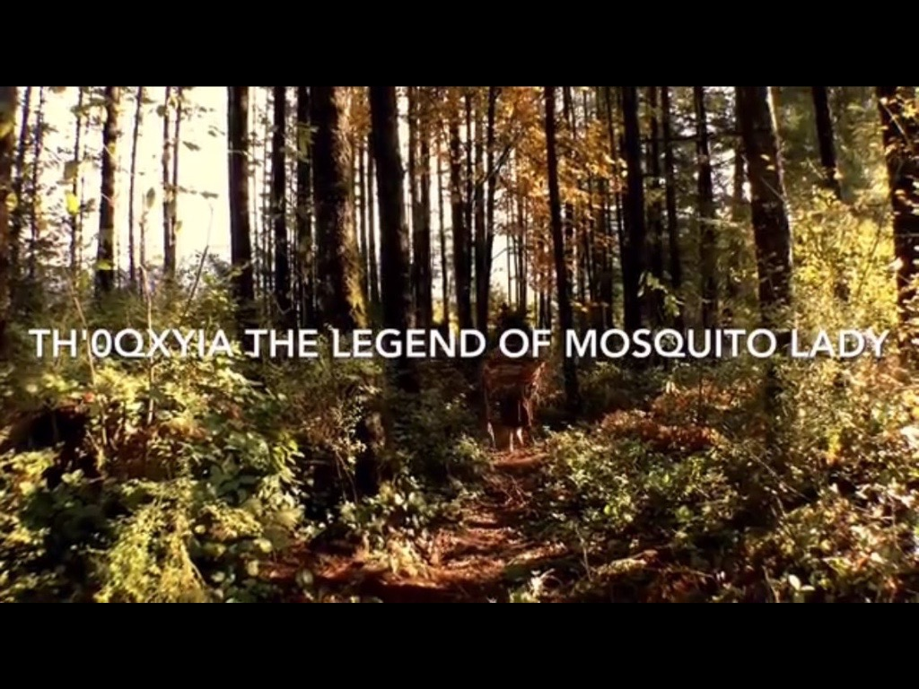 High school film class project Legend of Mosquito Lady