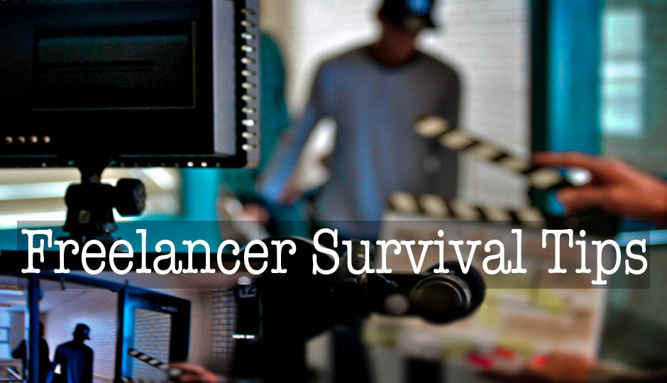 "Cyber Film School article ""Freelance Survival Tips"""