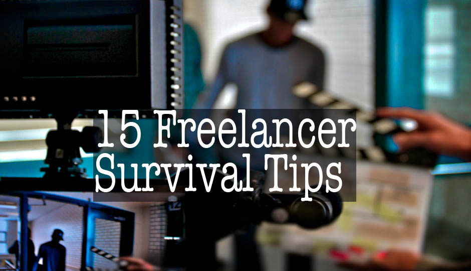 Freelance Survival Tips