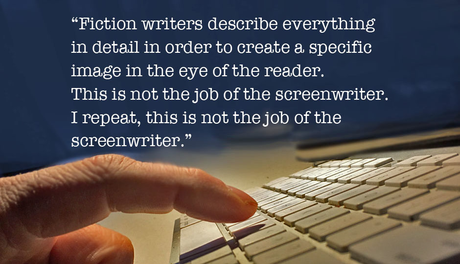 Screenwriting how to write action